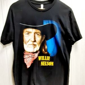 Willie Nelson 2019 Concert T-Shirt